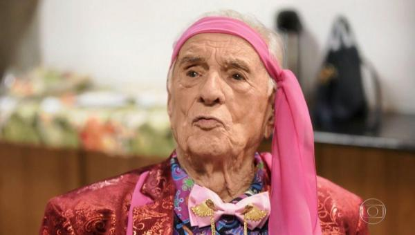 """Orlando Drummond, """"Seu Peru"""", morre no Rio aos 101 anos"""