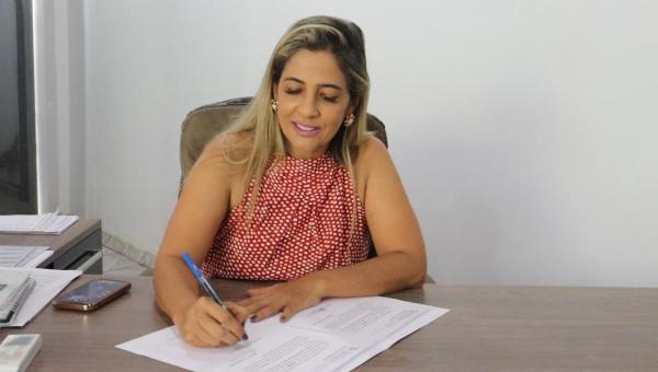 Patrícia Evelin autoriza reforma e adequação do Mercado Municipal e Feira Coberta em Xambioá