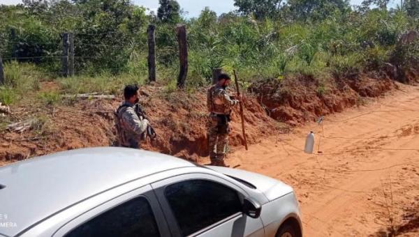 Polícia Civil do Tocantins prende suspeito de homicídio qualificado e ocultação de cadáver durante operação Horus