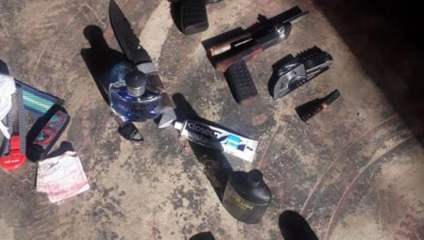 Polícia Civil prende homem que praticou vários crimes em Xambioá
