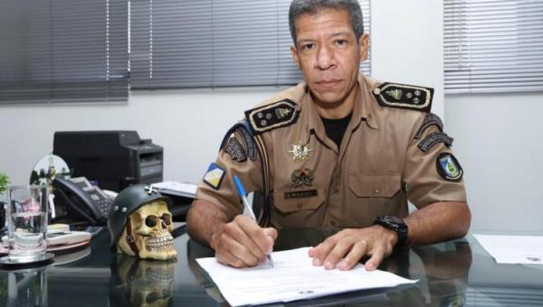 Policiais militares do Tocantins são beneficiados com autorização de cautela pessoal de arma de fogo