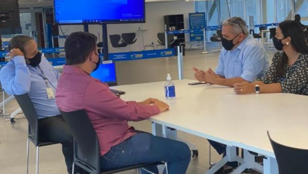 Prefeito Paulo da Barra Bonita cumpre agenda em Brasília
