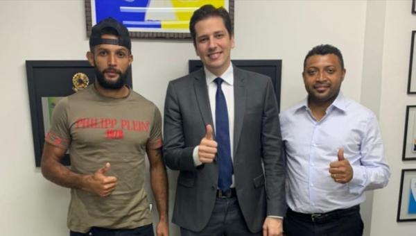 Prefeito Paulo Macedo consegue recursos para reforma de Praça em Cachoerinha