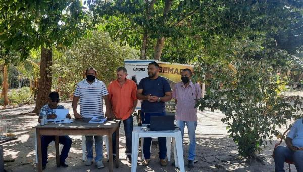 Prefeitura de Ananás realiza atendimentos para levantar demandas de agricultores familiares