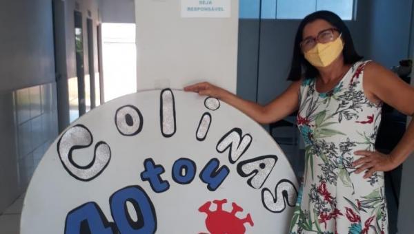 Prefeitura de Colinas do Tocantins contempla público alvo de pessoas com comorbidades acima de 30 anos