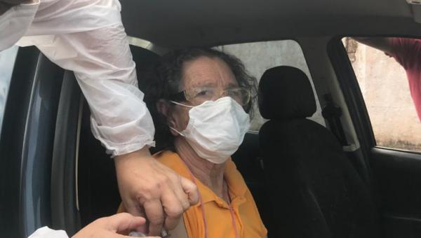 Prefeitura de Colinas do Tocantins imuniza novo público alvo: Pessoas a partir de 60 anos
