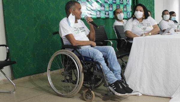 Prefeitura de São Miguel realiza I Encontro de Luta pela Pessoa com Deficiência