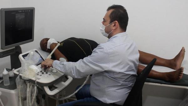 Prefeitura de São Miguel reinaugura UBS e anuncia novas aquisições para a saúde