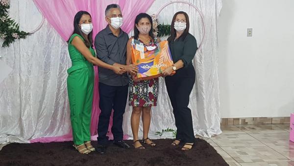 Prefeitura homenageia as mães de Angico com live e mensagem especial