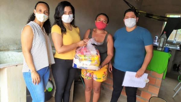 Prefeitura realiza ações sociais para amenizar impacto da pandemia em Ananás