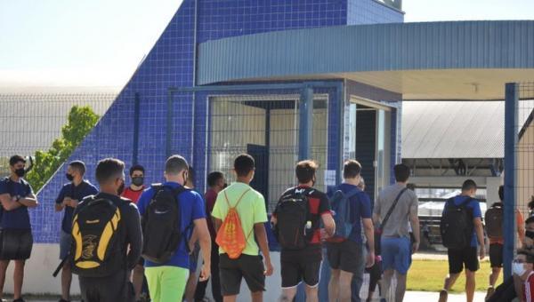 Resultados provisórios de testes físicos para o concurso da PM do Tocantins são divulgados