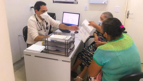 Saúde de Arapoema investe na oferta de atendimentos com Médicos Especialistas