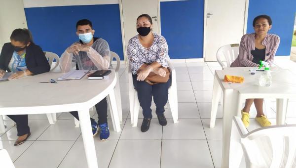 Secretaria de Assistência Social realiza ação para atender moradores do Setor Alto Bonito em Arapoema