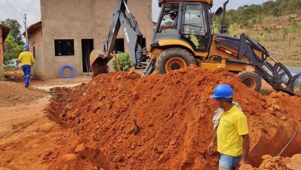 TOCANTINS: Governo beneficia mais de 200 famílias com nova Rede de Abastecimento de Água em Novo Acordo