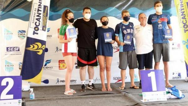 Tocantins recebe atletas de todo o país para o Campeonato Brasileiro e Copa Brasil de Maratonas Aquáticas