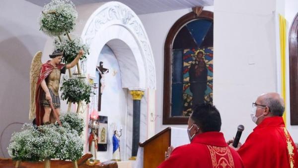 Xambioá celebra festejo em honra ao seu padroeiro São Miguel Arcanjo