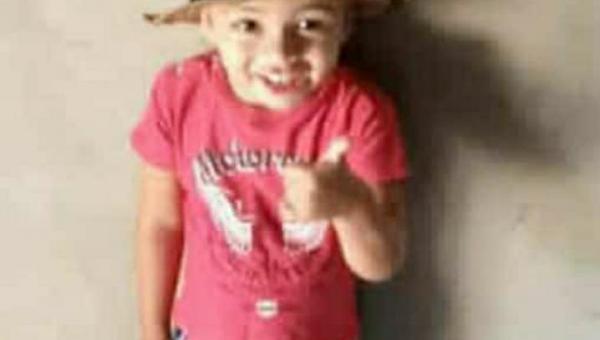 Criança de Riachinho falece vítima de choque elétrico aos 02 anos de idade