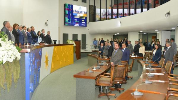 Deputado Fabion pede que governo tenha mais atenção com os servidores públicos do TO