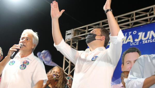 Djalma Júnior é eleito Prefeito de Wanderlândia nas eleições deste domingo