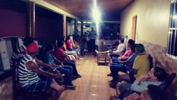 ELEIÇÕES 2020: Em Ananás, PTB tem Comissão Provisória renovada