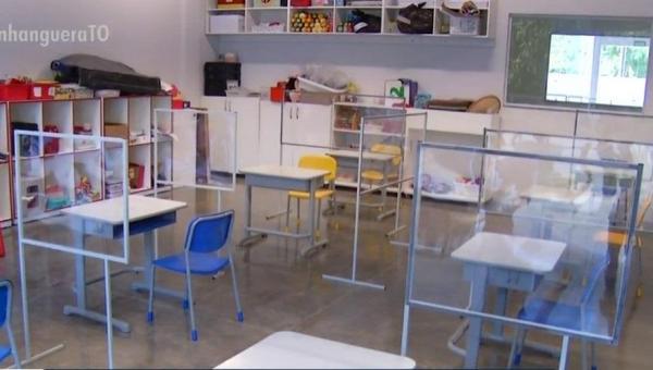 Escolas da rede particular de Palmas se preparam para início das aulas presenciais em 2021