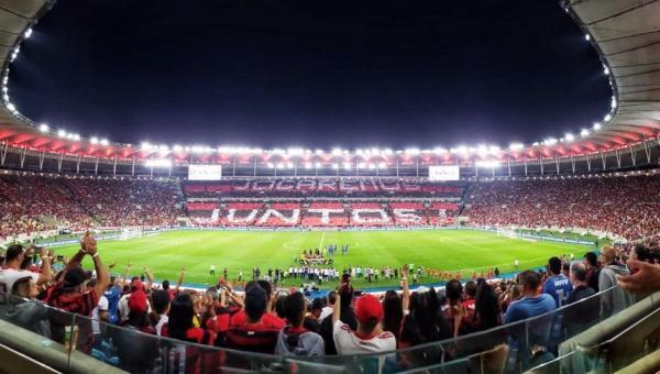 ESPORTE: Casa cheia! Ingressos para Flamengo x Santos, sábado, no Maracanã, estão esgotados