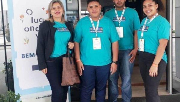 Estudantes de Muricilândia e Itaguatins representam o TO na Olimpíada de Língua Portuguesa
