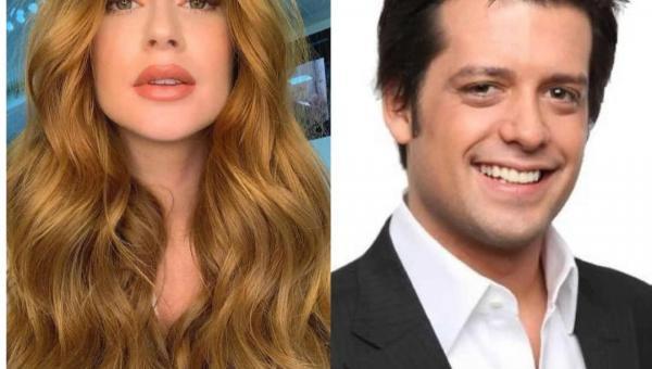 FAMOSOS: Marina Ruy Barbosa encontra secretamente deputado há mais de seis meses