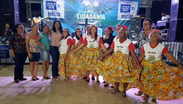 Feira da Cidadania Mobiliza a População de Ananás com Serviços Gratuitos