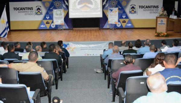 III Seminário Internacional de Polícia Comunitária do TO Debate os Desafios da Participação Social na Segurança Pública