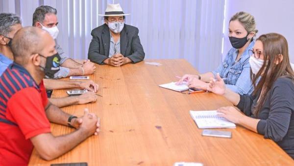 Instituições representativas dos músicos no Tocantins discutem projetos e parcerias com o Governo do Tocantins