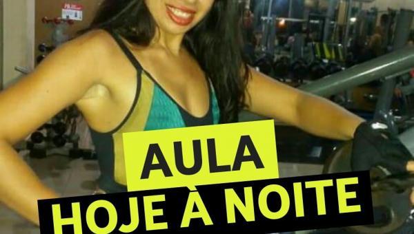Instrutora de Zumba Nalvinha Zin promove nesta segunda (19) Aulão de Zumba na Academia Fisio Corpo Fitness