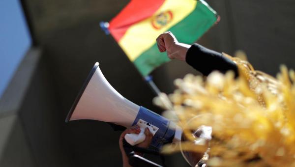 INTERNACIONAL: Conselho da OEA faz reunião para analisar situação na Bolívia