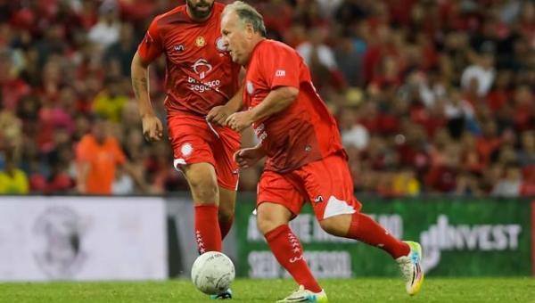Jogo das Estrelas acontece neste sábado com homenagem às Libertadores do Flamengo