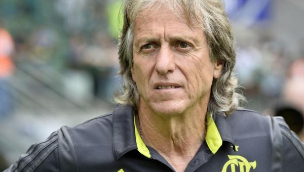 Jorge Jesus vibra com mais uma vitória e soberania no Brasileiro:
