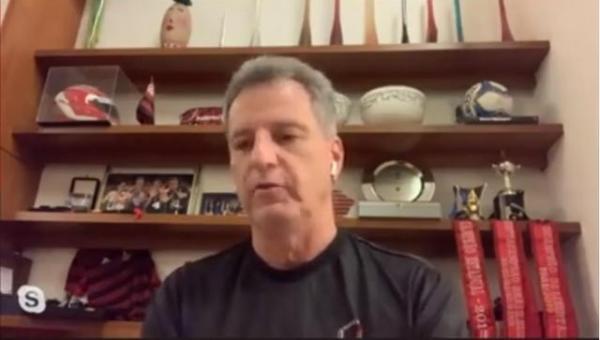 Landim comenta preocupação com calendário e diz que ideia é ampliar a temporada até janeiro