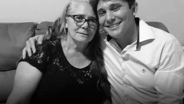 LUTO: mãe do prefeito eleito de São Bento, Paulo Wanderson, morre vítima de COVID