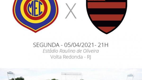 Madureira x Flamengo: veja escalações, desfalques e arbitragem