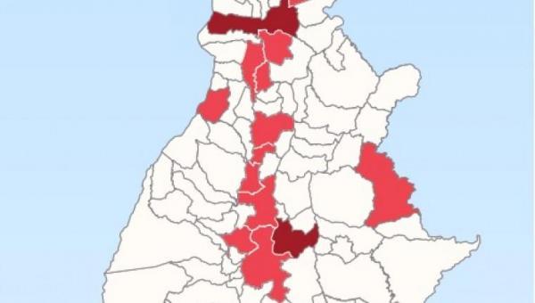 Mais duas mortes por covid-19 são confirmadas no Tocantins nas últimas 24h; já são 9 no total