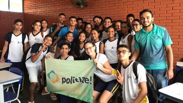 ONG oferece curso gratuito de política no Norte do Tocantins