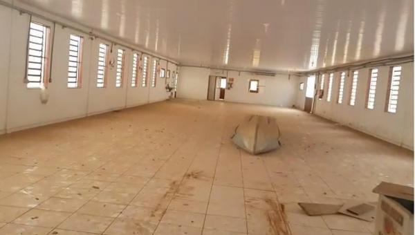 PALMAS: PRF encontra teias de aranha e canoa abandonada em empresa de fachada durante operação contra adulteração de combustíveis