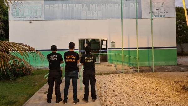 TOCANTINS: PF faz operação para afastar dois prefeitos suspeitos de fraude no transporte escolar