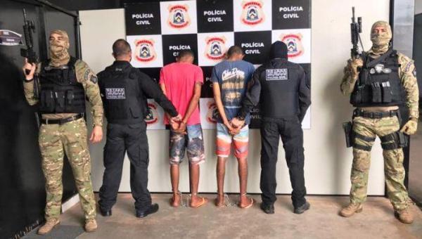 Polícia Civil Deflagra Ação Contra a Criminalidade