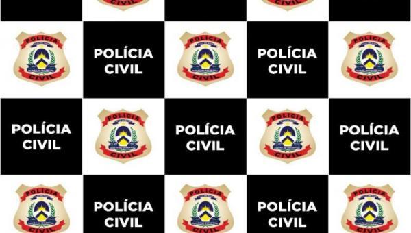 Polícia Civil Prende um Suspeito Por Estupro e Outro Por Receptação em Wanderlândia