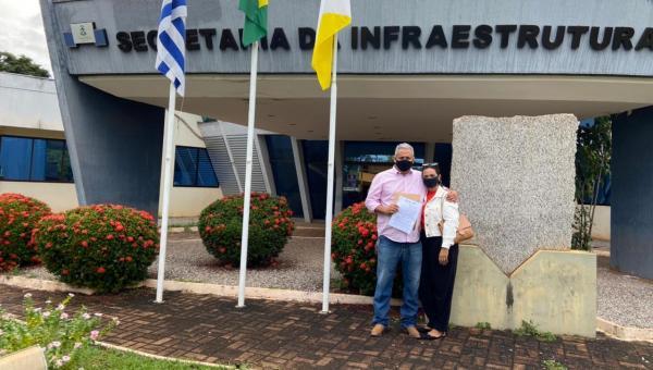 Prefeitura de Arapoema assina Termo de Cooperação com AGETO
