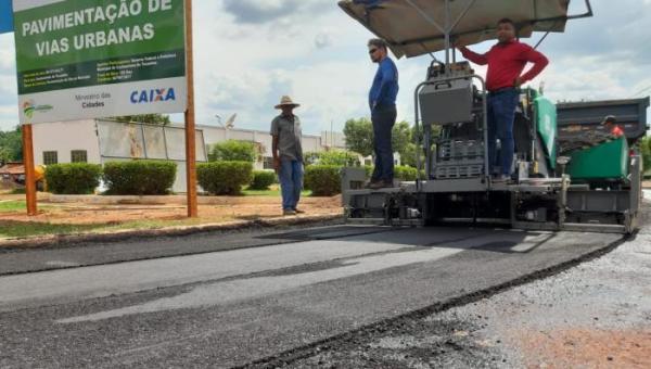 CACHOEIRINHA: prefeitura fecha o ano com as principais ruas totalmente revitalizadas
