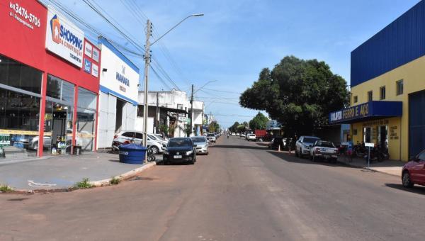 Prefeitura de Colinas do Tocantins mantém toque de recolher por tempo indeterminado e outras medidas para conter o vírus