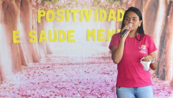 Primeira Dama e CRAS realiza Ação Social no Município de Wanderlândia