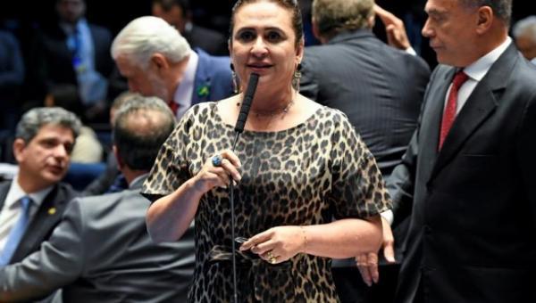 Produtor rural poderá andar armado em fazenda e Kátia Abreu comemora: 'faz justiça'