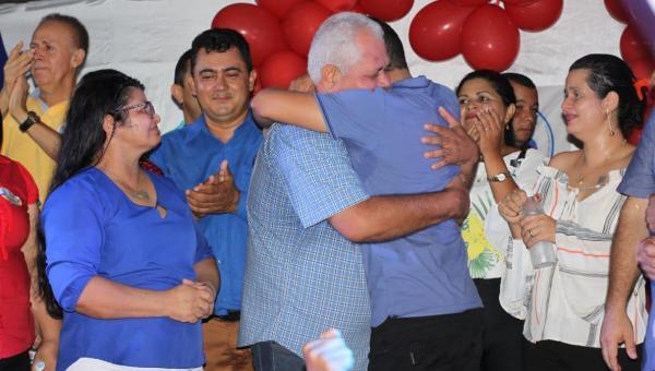REVIRAVOLTA: PSD oficializa candidatura de Venâncio Chaves em substituição a Valdir Chaves